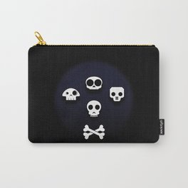 Easy come, easy go. Little high, little low. Carry-All Pouch