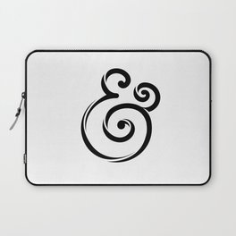 InclusiveKind Ampersand Laptop Sleeve