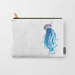 Cerulean Squishy Carry-All Pouch