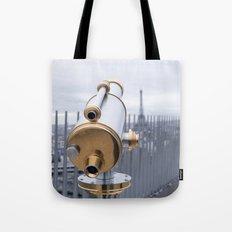 A view of Paris Tote Bag