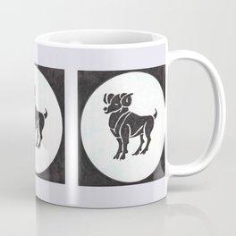 Aries - Zodiac sign Coffee Mug