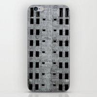 building iPhone & iPod Skins featuring Building by Sumii Haleem