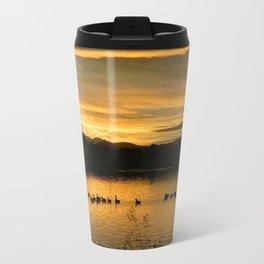 Lake Arbor Sunset II Travel Mug