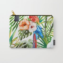 Exotic Birds Carry-All Pouch