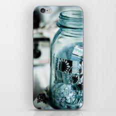 Ribboned Jar  iPhone & iPod Skin