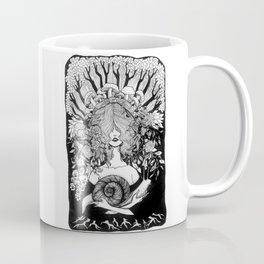 Snail Queen Coffee Mug