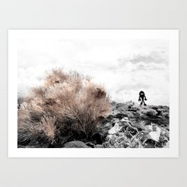 Emergence Art Print