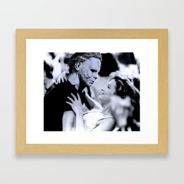 MICHAEL MYERS IN DIRTY DANCING Framed Art Print