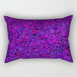 swirl layers 3 Rectangular Pillow