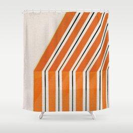 Direction Change 3 Shower Curtain