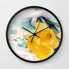 Daffy Dreams... Wall Clock