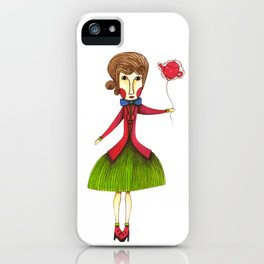 Let's Party - Musicy iPhone Case