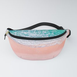 Pink Sands Turquoise Water Caribbean Dream Fanny Pack