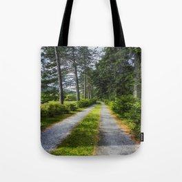 Country Path Walks Tote Bag