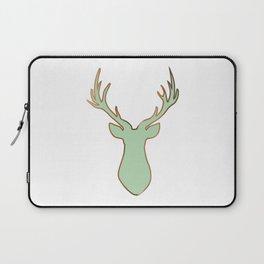Stag Design Mint Laptop Sleeve