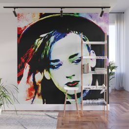 Boy George - Karma Chameleon - Pop Art Wall Mural