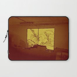 BLACK Electronic Underground #4 Laptop Sleeve
