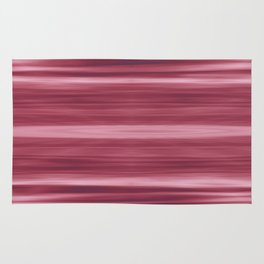 Abstraction Serenity in Rose Rug