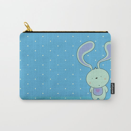 Is that a carrot in your pocket? Carry-All Pouch