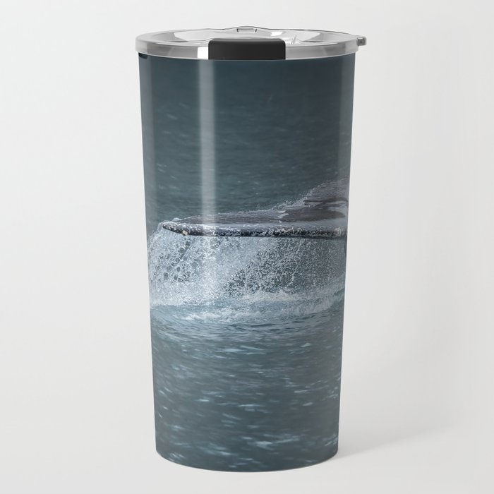 Whale Tail Travel Mug