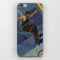 skateboard iPhone & iPod Skins featuring Project Skateboard by Martin Orme