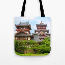 Castle Olden (Fushimi Momoyama) Tote Bag