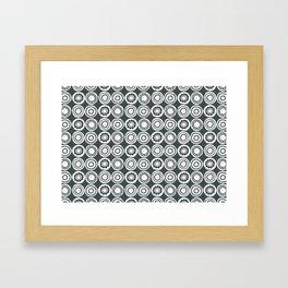 Daisy Doodles 4 Framed Art Print