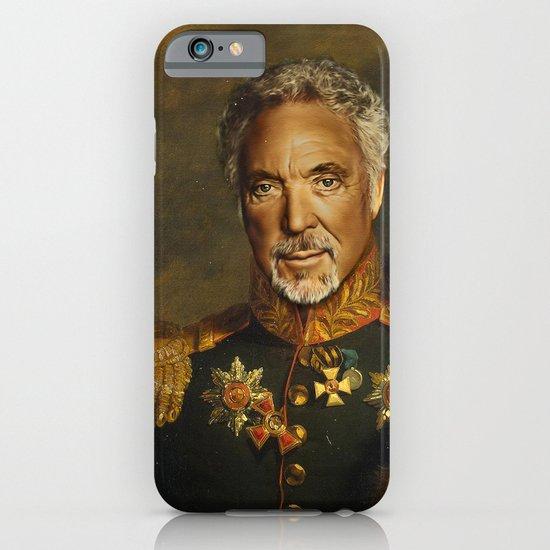 Sir Tom Jones - replaceface iPhone & iPod Case