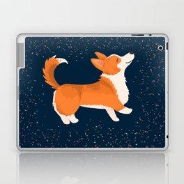 Corgi Glitter - Pembroke Welsh Corgi Laptop & iPad Skin