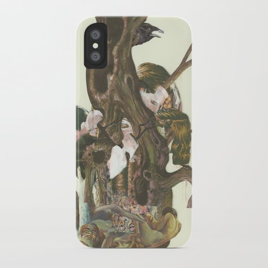 The Unleashed power of the Atom has changed everything iPhone Case