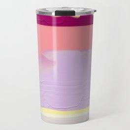 Abstract 3 Travel Mug