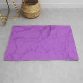 Lilac Carrara Marble Rug
