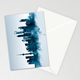 Shanghai Skyline Stationery Cards