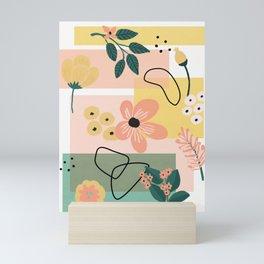 Terra firma Mini Art Print