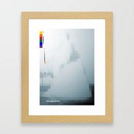 The Harvesters Framed Art Print