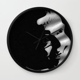 Gotham Noir: Son of Laughter Wall Clock