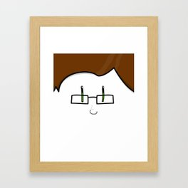 Clemens Framed Art Print