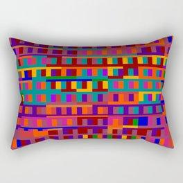 Beethoven Moonlight Sonata (Jewel Tones) Rectangular Pillow