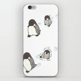 Footprints (w/o background) iPhone Skin