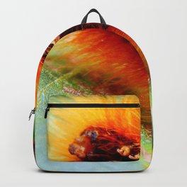 Hairy Caterpillar the Underside Backpack