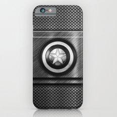 Dark Steel iPhone 6s Slim Case
