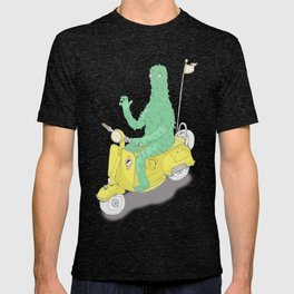 Vespa & Monsta T-shirt