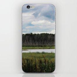 nature reserve iPhone Skin