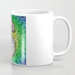 Dollar Sign Pop Art Coffee Mug