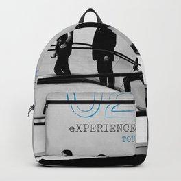 u2's experience innocence Backpack