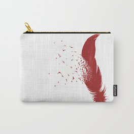 Birds of A Feather (Society6 Edition) Carry-All Pouch