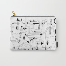 Tri State Area Carry-All Pouch