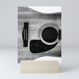 Acoustic Curve no 5. Mini Art Print