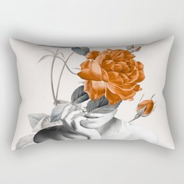 Rose 3 Rectangular Pillow