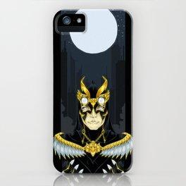 Talon {Goggles up} iPhone Case